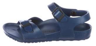 Birkenstock Boys' Lightweight Rubber Sandals w/ Tags