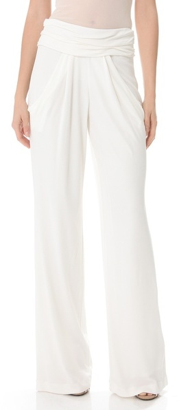 Vionnet Jersey Pants