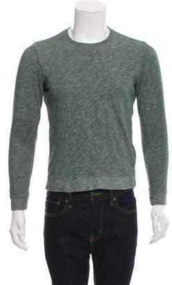 Vince Crew Neck Long Sleeve Knit Shirt