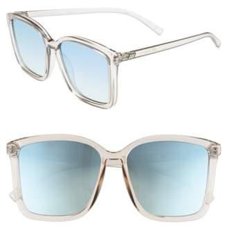 Le Specs It Ain't Baroque 55mm Sunglasses