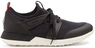 Moncler Meline neoprene low-top trainers