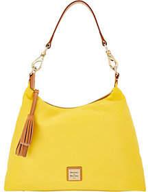 Dooney & Bourke Nylon Hobo Handbag- Juliette