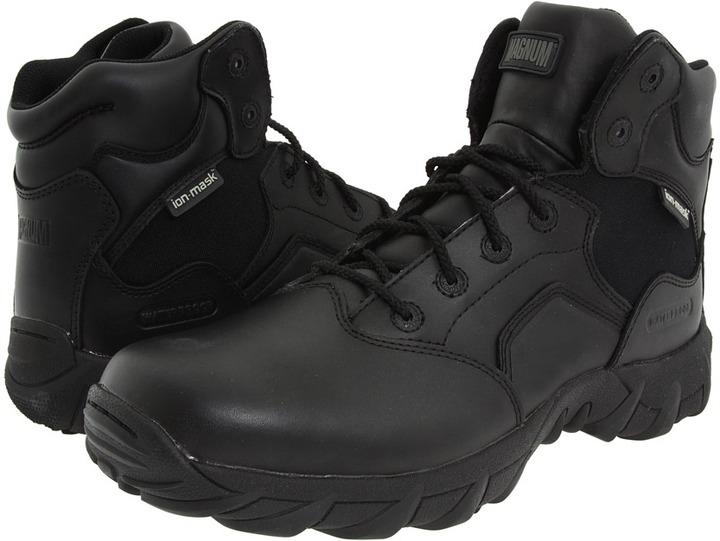 Magnum Cobra 6.0 WPI (Black) - Footwear