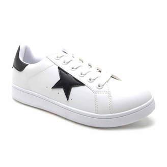 Qupid Pantera Womens Casual LaceUp Sneakers