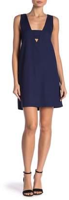 Dee Elly Cutout Shift Dress