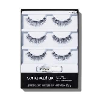 Sonia Kashuk Daytime False Eyelashes Trio - 3 Pair