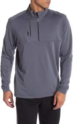 adidas Zip Pocket Pullover