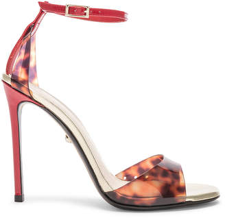 ALEVÌ Milano Kate Sandal in Lost Red | FWRD