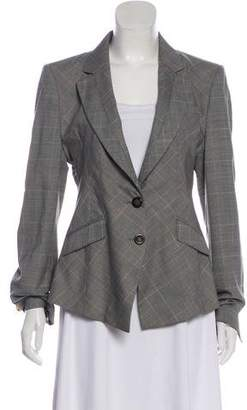 Ted Baker Wool-Blend Notch-Lapel Blazer