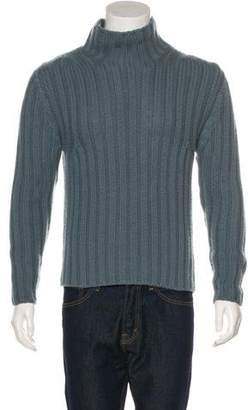 Gucci 1999 Cashmere Knit Turtleneck Sweater