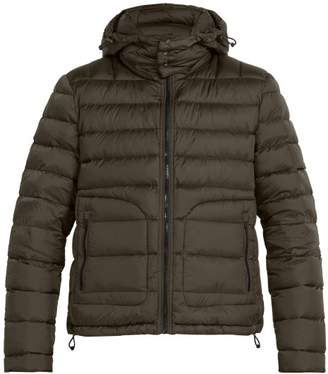 Sloane 49 Winters - The Hooded Down Jacket - Mens - Green