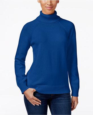 Karen Scott Turtleneck Sweater, Only at Macy's $46.50 thestylecure.com