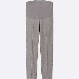 Uniqlo Women's Maternity Ezy Ankle-length Pants