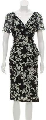 Diane von Furstenberg Ling Silk Dress