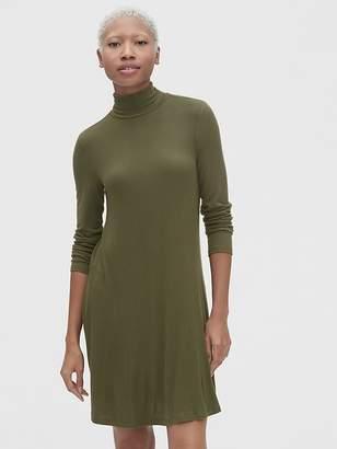 Gap Long Sleeve Turtleneck Dress