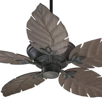 "Beachcrest Home 52"" Santino 5-Blade Patio Ceiling Fan"
