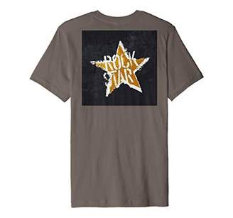 N. Born To Be Rock Star T-Shirt Rock N' Roll - Music Tee -