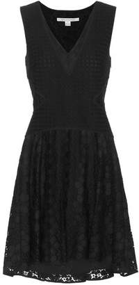 Diane von Furstenberg Fiorenza lace dress