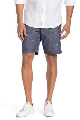 Joe Fresh Patterned Knit Shorts