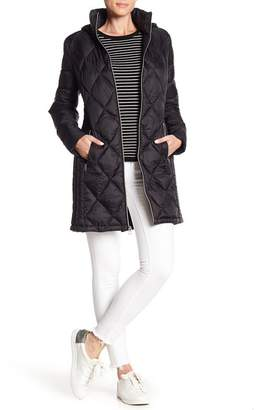 Lucky Brand Missy Long Jacket