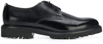 Doucal's chunky sole derby shoes