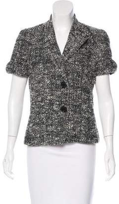 Michael Kors Short sleeve Knit Jacket