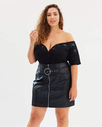 39908dd6790 Plus Size Skirts - ShopStyle Australia