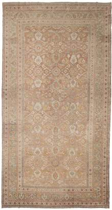 """Sultanabad ABC Home Antique Wool Rug - 11'6""""x22'"""