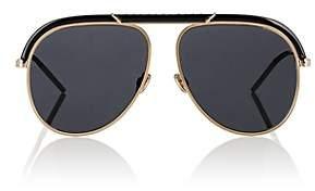 "Christian Dior Women's Desertic"" Sunglasses - Black"