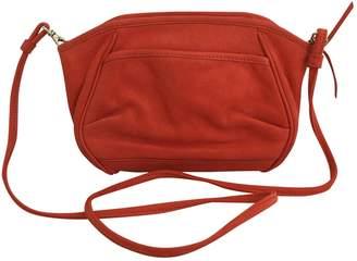 Vanessa Bruno Leather crossbody bag