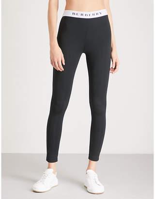 Burberry Telaga stretch-jersey leggings