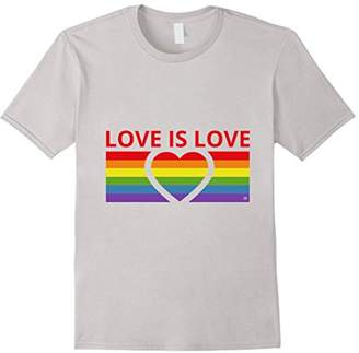 LGBT Pride Love is Love T-shirt