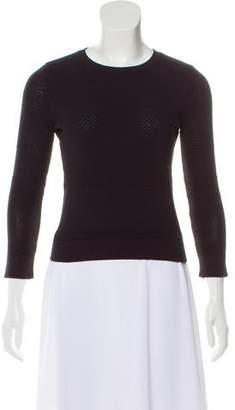Diane von Furstenberg Bora Long Sleeve Sweater