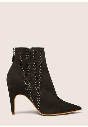 Derek Lam Isla Pointed Toe Bootie With Studs