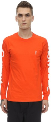 Carrots X Jungles Ls Jersey T-shirt
