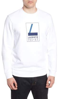 Lacoste Heritage Regular Fit Sweatshirt