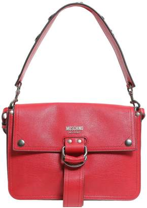 Moschino Double Strap Shoulder Bag