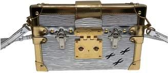 Louis Vuitton Petit Malle leather handbag