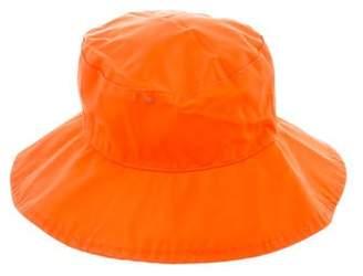 Longchamp Woven Bucket Hat