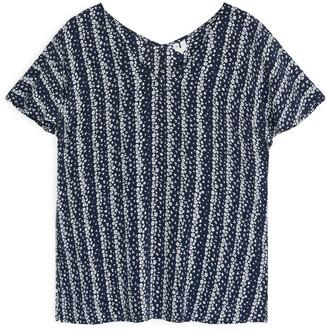 c0e87f50 Arket Blue Tops For Women - ShopStyle UK