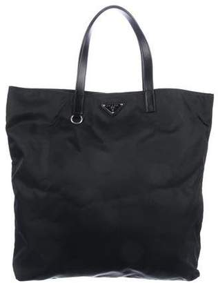 8bd8ea4ef753 Prada Shopping Bag - ShopStyle