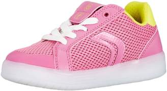 Geox Girl's J KOMMODOR Girl Sneakers