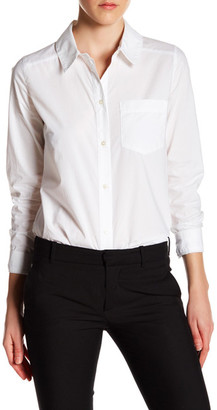 Melrose and Market Relaxed Fit Button Down Shirt $34.97 thestylecure.com