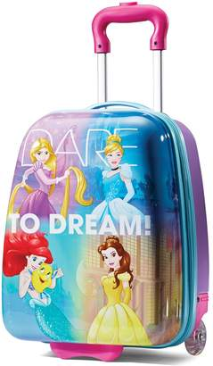 """American Tourister Disney Princess """"Dare to Dream"""" 18-Inch Hardside Wheeled Carry-On"""