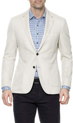 Rodd & Gunn Men's Maxwell Valley Linen-Blend Blazer