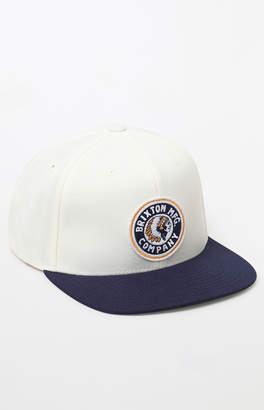 Brixton Rival Snapback Hat