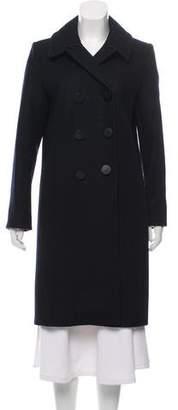 Balenciaga Wool Pea Coat