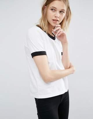 Dr. Denim Ringer T-Shirt