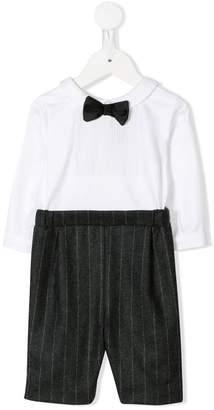 La Stupenderia bow-tie shorts suit