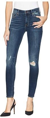 Lucky Brand Bridgette High-Rise Skinny Jeans in Lonestar